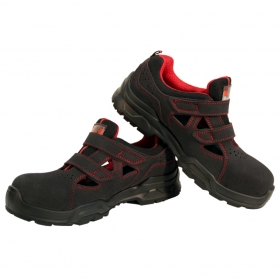 Breathable microfiber low shoes, sandals ST SAN-02Вca
